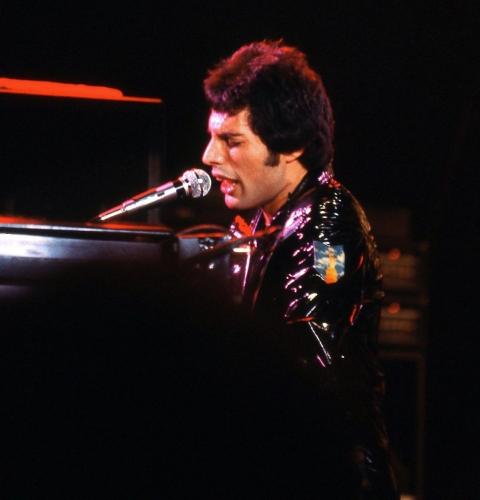 Freddie Mercury, ikona rocka