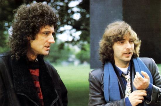 Brian and Rudi Dolezal