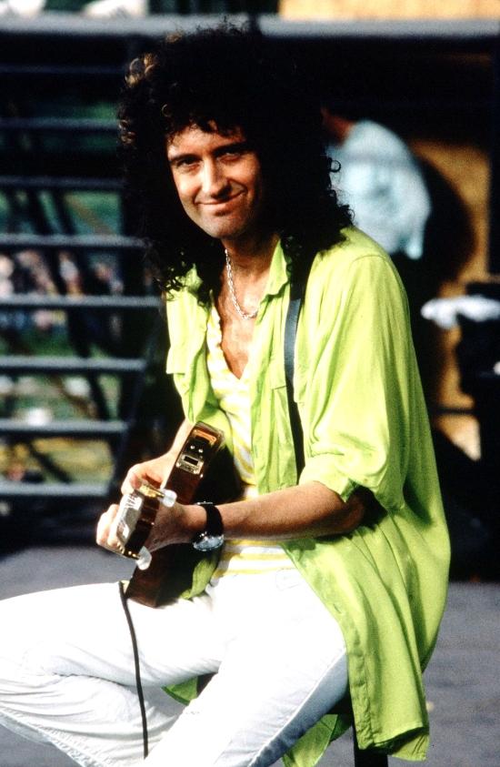 Brian May 1986