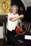 Brian May 2011