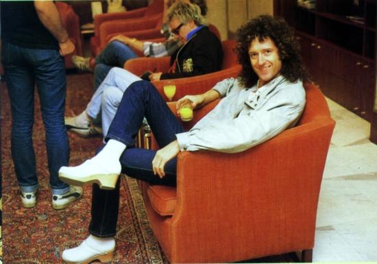 Brian May 525