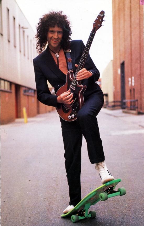 Brian May 63