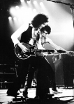 Brian May and Freddie Mercury 1979