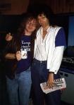 Brian May and Mike Moran