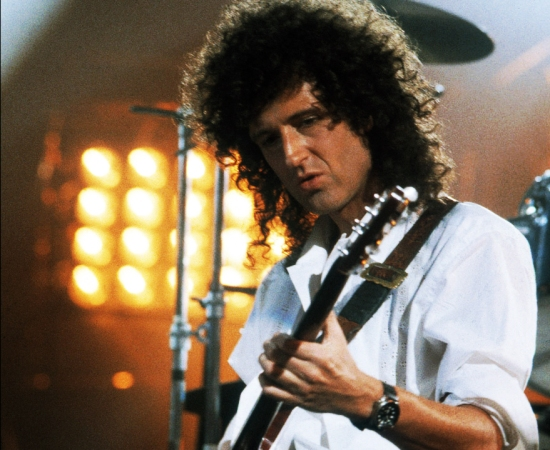 Brian May - I Want It All
