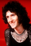 Brian May in 1973