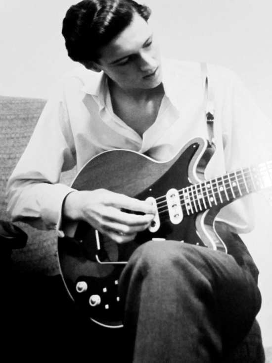 Brian May in 60's