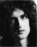 Brian May in early 70's