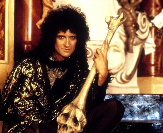 Brian May - It's A Hard Life promo shot