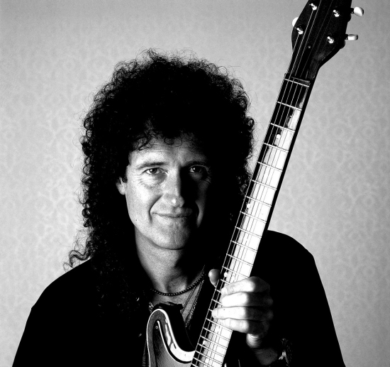 Brian May Picture