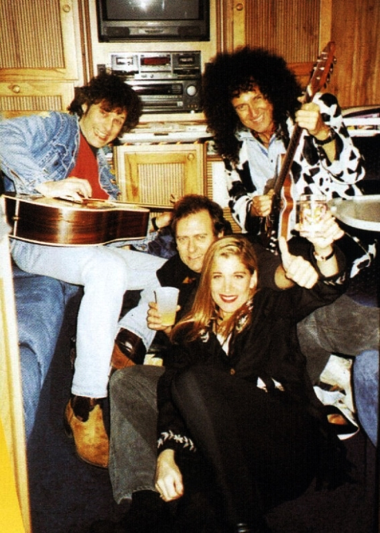 Brian May, Spike Edney and friends