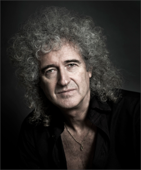 Brian photographed in 2014 by Andy Gotts MBE