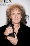 Brian May Olivier Awards 2011