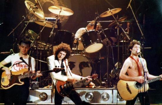 Crazy Tour, 1979