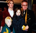 Debbie Leng, Roger Taylor, Rufus Tiger and Rory Eleanor