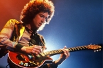 Dr Brian May in Leiden