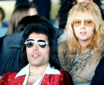 Dzień promocyjny A Day at the Races, Kempton Park, 16.10.1976 r.