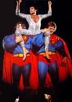 Freddie and Supermen