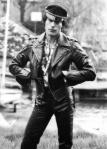 Freddie in Montreux in 1979. Photo by Alan Ballard.