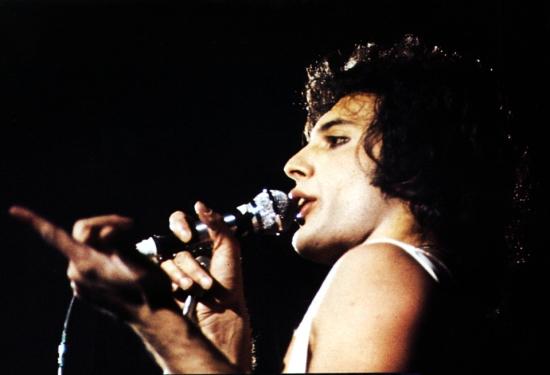 Freddie Mercury 70s