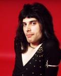 Freddie Mercury A.D. 1973 – First Studio Shoot (Photo by Michael Putland) (3)