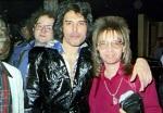 Freddie Mercury and Rodney Bingheimer (Photo by Brad Elterman)