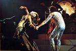 Freddie Mercury and Stasha Vlasuk - Los Angeles, 1977 (1)