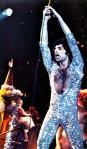 Freddie Mercury and Stasha Vlasuk - Los Angeles, 1977 (2)