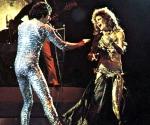 Freddie Mercury and Stasha Vlasuk - Los Angeles, 1977 (3)