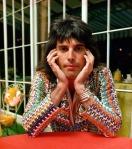 Freddie Mercury by Andrew Kent