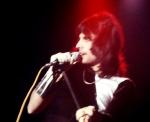 Freddie Mercury in 1974 - Queen II Tour