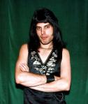 Freddie Mercury in early 70s