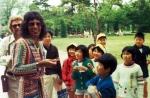 Freddie Mercury in Japan, 1975