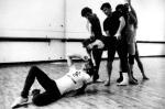 Freddie Mercury prepering for The Royal Ballet in 1979 02