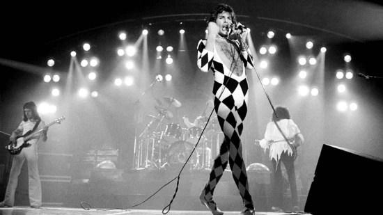 Queen in Denmark, 1977