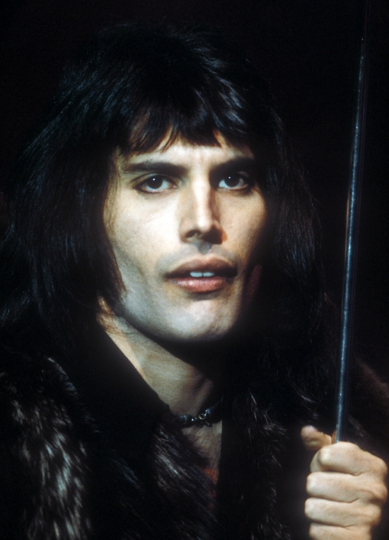 Freddie - Recording of 'Killer Queen' (Top of the Pops) 003