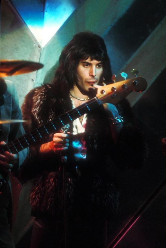 Killer Queen, Top of the Pops, grudzień 1974