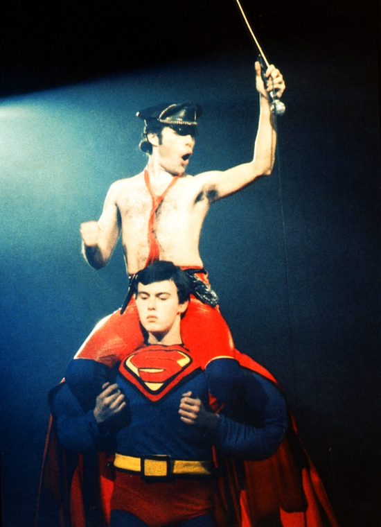 Freddie & Superman