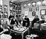 Freddie with friends