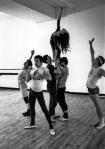 Freddie with Royal Ballet