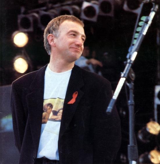 John at Freddie Mercuy Tribute