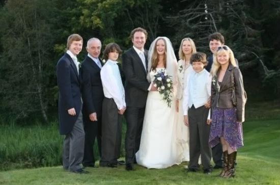 Ślub syna, 2009 r.
