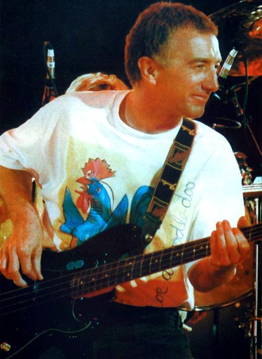 John Deacon at FM Tribute
