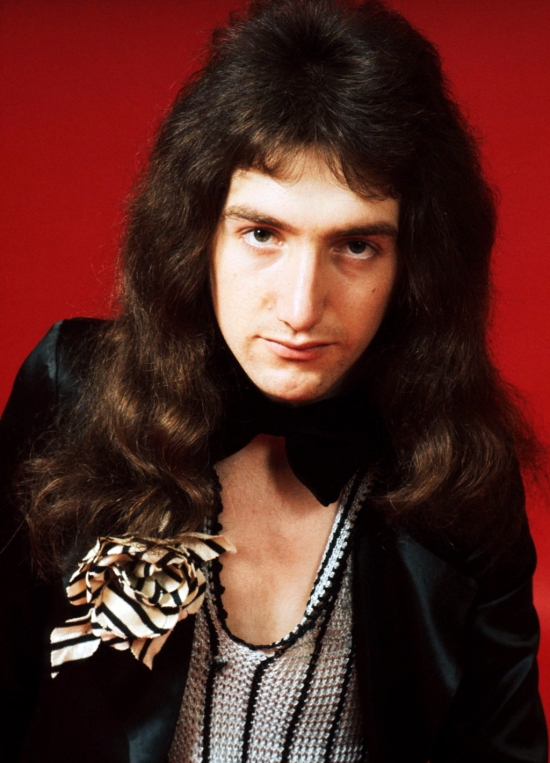 John Deacon in 1973