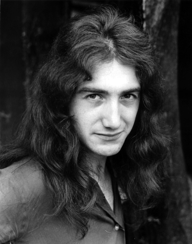 John Deacon w 1975 r.