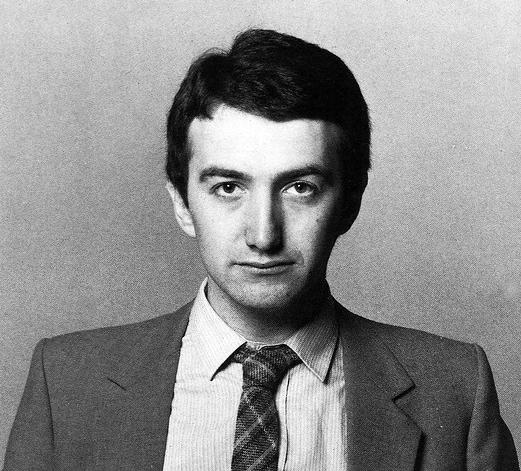 John Deacon in 1979