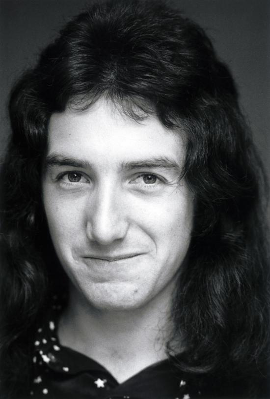 John Deacon in early 70's