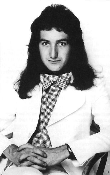 John Deacon Photo 70's