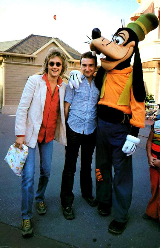 John Deacon & Roger Taylor