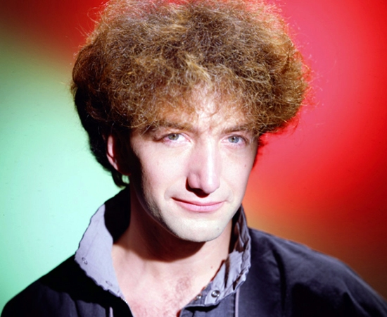 John Deacon - The Works Photosession (1)